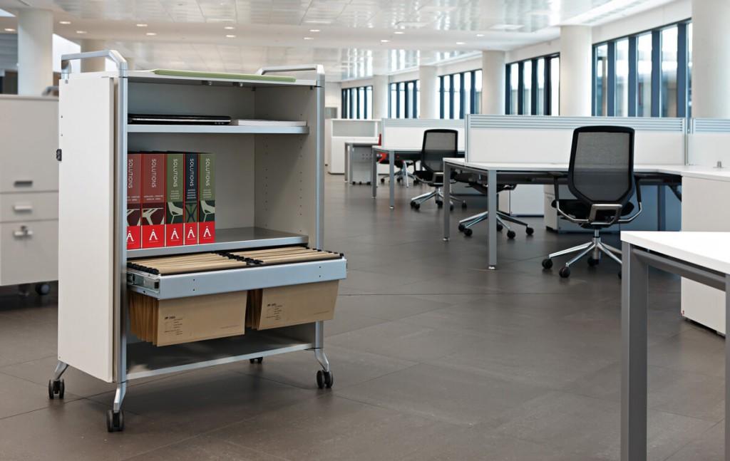 Muebles de archivo la oficina moderna for Muebles la oficina