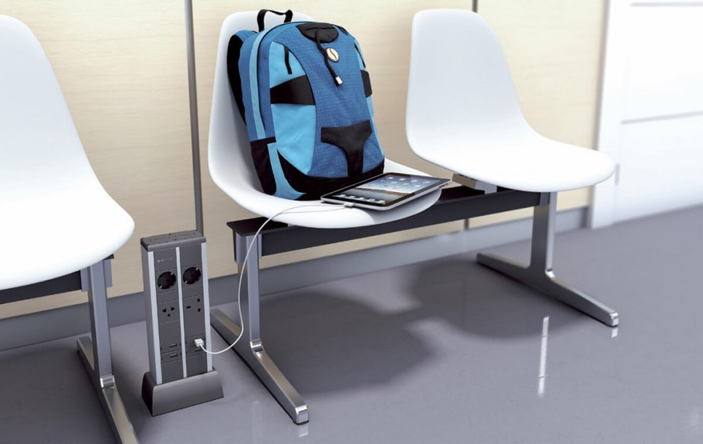 Electrificaci n muebles de oficina la oficina moderna for Lista de muebles de oficina