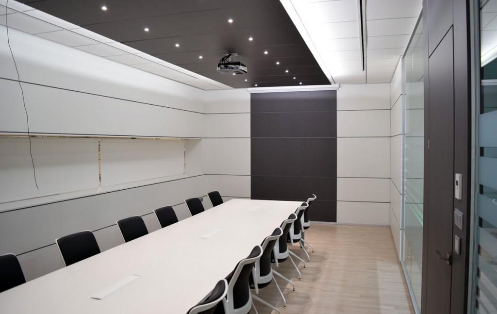 Mamparas la oficina moderna for Mamparas divisorias para oficinas