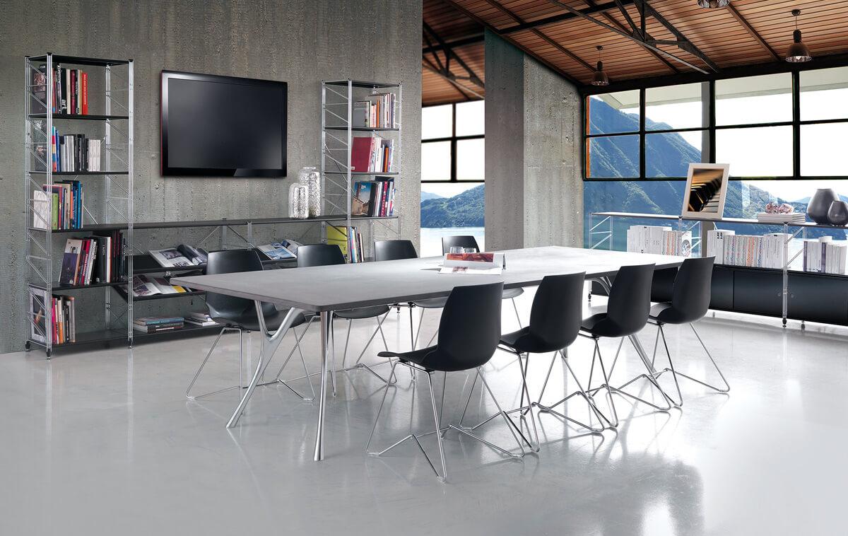 Muebles de reuni n la oficina moderna for Muebles la oficina