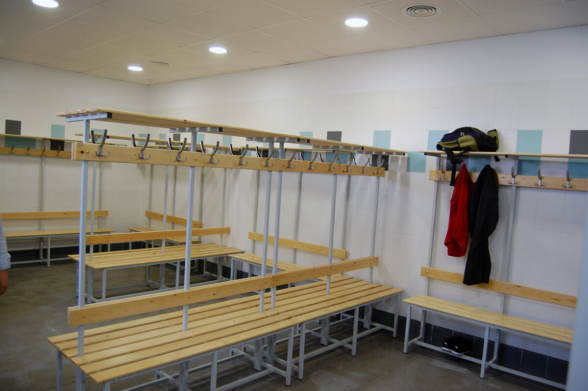vestuario deportivo