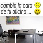 cambiale la cara a tu oficina