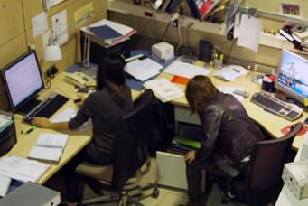 nuestra oficina de proyectos