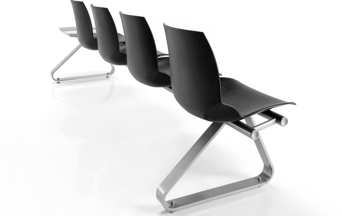 Sillas de espera la oficina moderna for Sillas descanso modernas