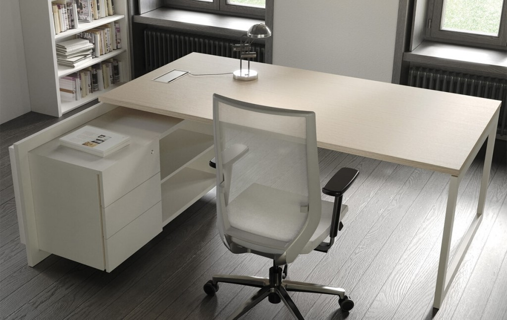 Silla operativa la oficina moderna for Sillas de oficina modernas