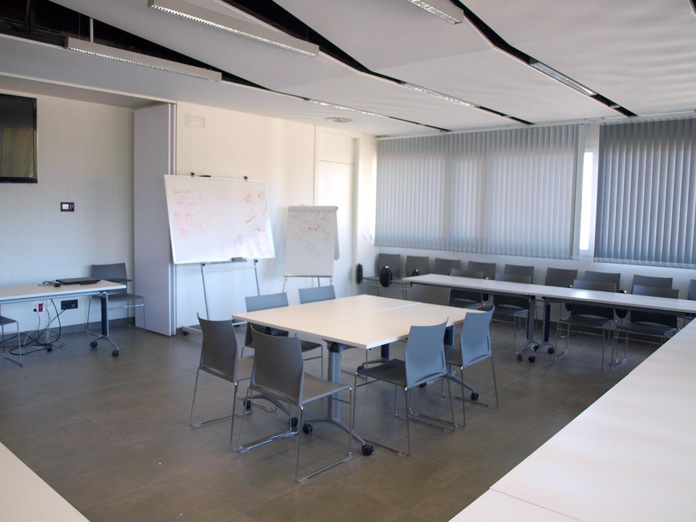 Instalaci n de mobiliario de oficina en aimplas - Mobiliario oficina ocasion ...