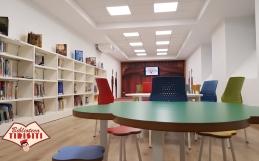 Inaguración Biblioteca infantil Tirisiti