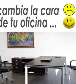 Cambia la cara de tu oficina con este despacho