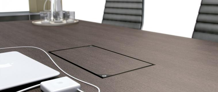 Electrificación de mobiliario