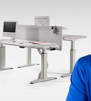 Mobility, la mesa de oficina que cuida de tu salud mientras trabajas