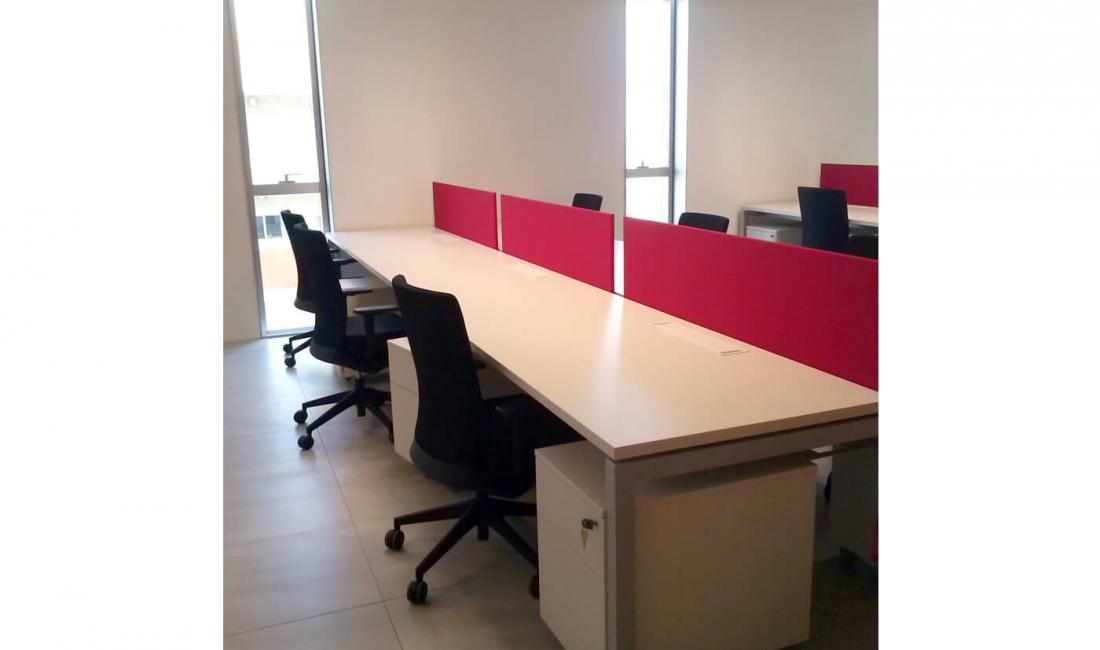 Muebles de oficina en sopra delegaci n de alicante for Muebles de oficina alicante