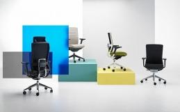 TNK Flex, una silla de oficina que se anticipa a tus movimientos